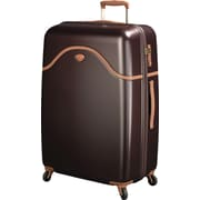JUMP – Ensemble de 3 valises à coque rigide, chocolat (4501/2/3)
