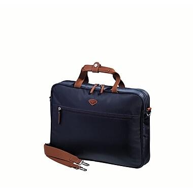 JUMP – Sac d'affaires Nice à 1 compartiment, sergé en nylon haute densité avec doublure en polyester, bleu marine (6532)