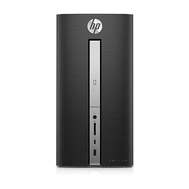 HP - PC de table Pavilion 570-p010 Z5M05AA#ABA, 3,9 GHz Intel Core i3-7100, DD 1 To, 8 Go, Win10
