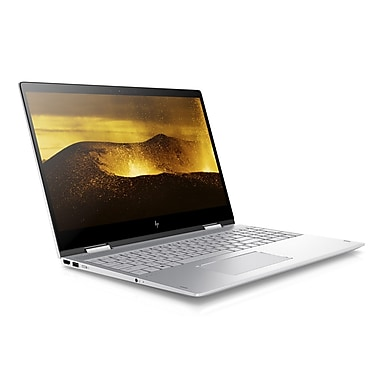 HP - Portatif ENVY x360 15-bp010ca 1UG61UA#ABL 15,6po écran tactile 2-en-1, 2,5GHz Intel Core i5-7200U, DD 1To, 8Go DDR4, Win10