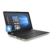 "HP 15-bw040ca 2DW02UA#ABL 15.6"" Touch Screen Notebook, 2.5 GHz AMD A6-9220, 1 TB HDD, 8 GB DDR4, Win10"