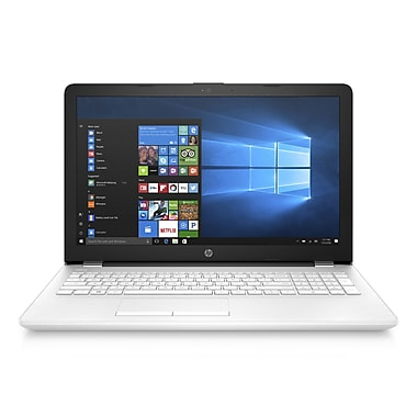 HP - Portatif 15-bw060ca 2DW38UA#ABL à écran tactile 15,6 po, 2,5 GHz AMD A9-9220, DD 1 To, 8Go DDR4, Windows 10