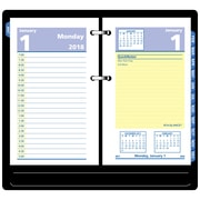 "AT-A-GLANCE® 2018 QuickNotes Desk Calendar Refill, 3-1/2""X6"""