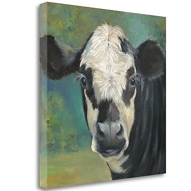 Tangletown Fine Art 'Archie' Print on Wrapped Canvas; 30'' H x 30'' W