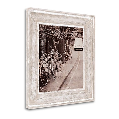Tangletown Fine Art 'Bicycle' Photographic Print on Wrapped Canvas; 20'' H x 20'' W
