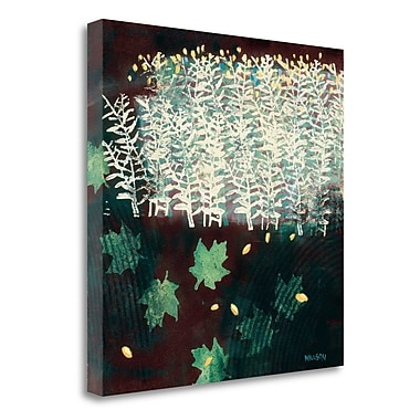 Tangletown Fine Art 'The Edge of Memory' Graphic Art Print on Wrapped Canvas; 24'' H x 24'' W