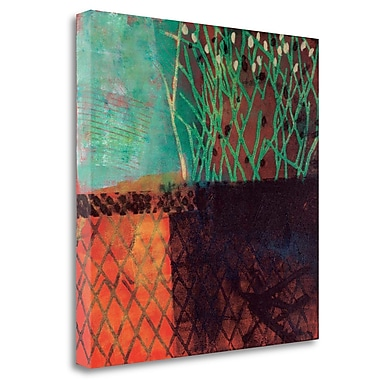 Tangletown Fine Art 'Borrowed Light' Graphic Art Print on Wrapped Canvas; 23'' H x 23'' W
