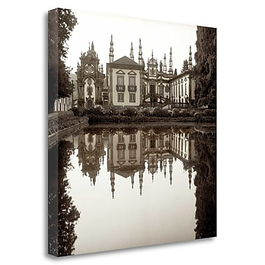 Tangletown Fine Art 'Portugal - 1' Photographic Print on Wrapped Canvas; 25'' H x 25'' W