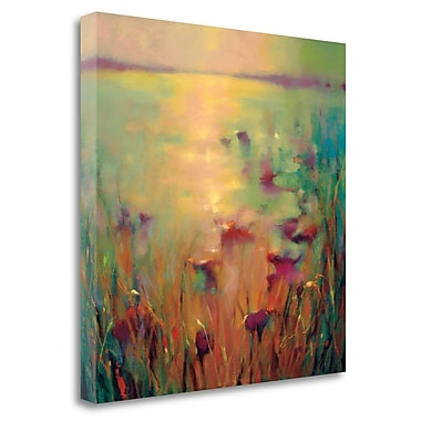 Tangletown Fine Art 'Morning' Print on Wrapped Canvas; 30'' H x 30'' W