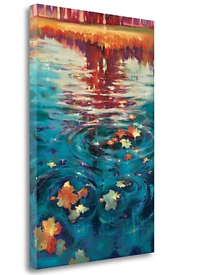 Tangletown Fine Art 'Essence' Print on Wrapped Canvas; 39'' H x 26'' W