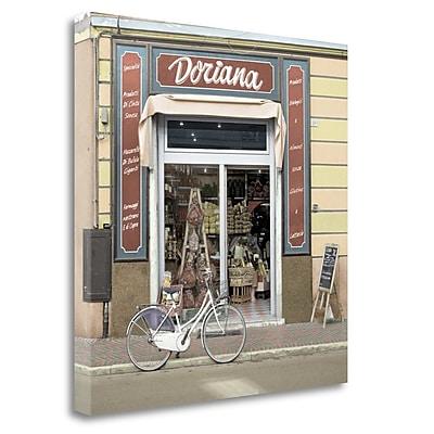 Tangletown Fine Art 'Doriana Market' Photographic Print on Wrapped Canvas; 30'' H x 30'' W