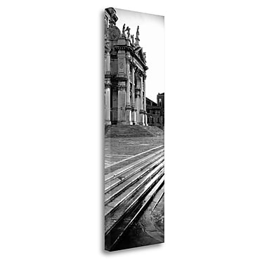 Tangletown Fine Art 'Salute - 1' Photographic Print on Wrapped Canvas; 39'' H x 13'' W