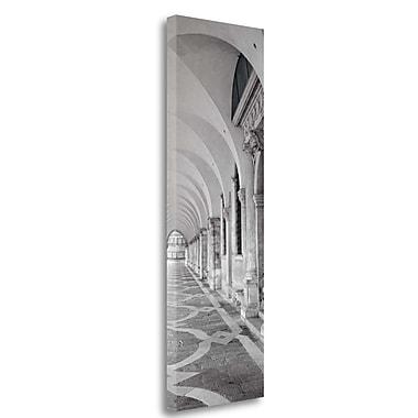 Tangletown Fine Art 'Venezia - 8' Photographic Print on Wrapped Canvas; 48'' H x 16'' W