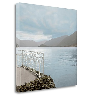 Tangletown Fine Art 'Lake Vista - 15' Photographic Print on Wrapped Canvas; 30'' H x 30'' W