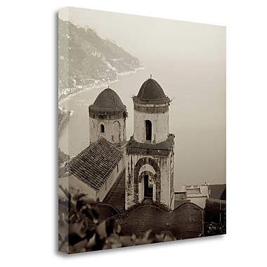 Tangletown Fine Art 'Campagnia - 3' Photographic Print on Wrapped Canvas; 35'' H x 35'' W
