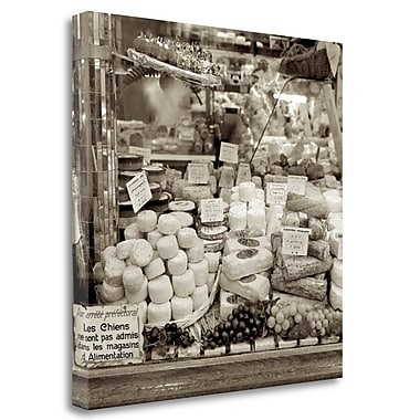 Tangletown Fine Art 'Marketplace - 9' Photographic Print on Wrapped Canvas; 30'' H x 30'' W