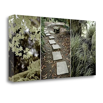 Tangletown Fine Art 'Parc Panel' Photographic Print on Wrapped Canvas; 15'' H x 29'' W