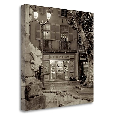 Tangletown Fine Art 'Marketplace - 41' Photographic Print on Wrapped Canvas; 30'' H x 30'' W