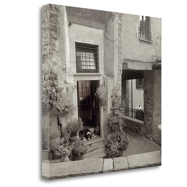 Tangletown Fine Art 'Umbria - 28' Photographic Print on Wrapped Canvas; 20'' H x 20'' W
