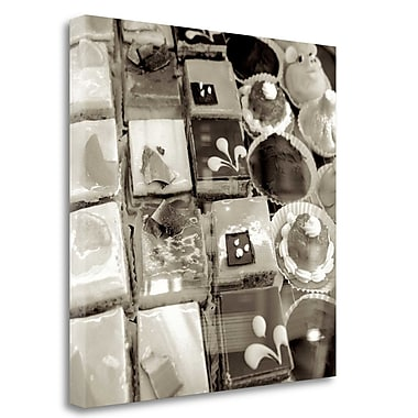 Tangletown Fine Art 'Marketplace - 7' Photographic Print on Wrapped Canvas; 35'' H x 35'' W