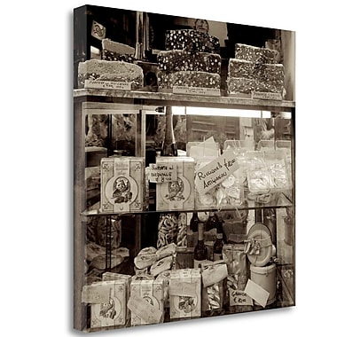 Tangletown Fine Art 'Marketplace - 31' Photographic Print on Wrapped Canvas; 25'' H x 25'' W