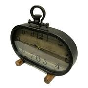 Union Rustic Tabletop Clock