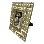 Bungalow Rose Hedgerley Rustic Tabletop Picture Frame