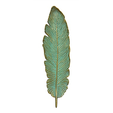 Bungalow Rose Hedgerley Modern Feather Wall Decor