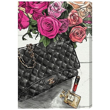 Willa Arlo Interiors 'Fashionista's Favorites' Painting Print on Wrapped Canvas