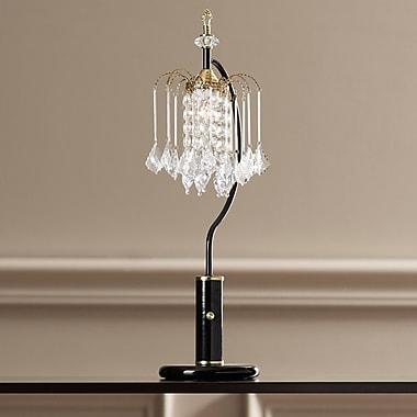 Willa Arlo Interiors Kitson 27'' Table Lamp; Black