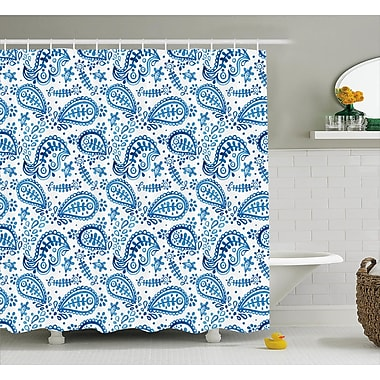 Zoomie Kids Matanna Decor Shower Curtain; 69'' H x 75'' W