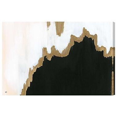 Willa Arlo Interiors 'Montanas' Painting Print on Canvas; 30'' H x 45'' W x 1.5'' D