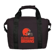 Team Pro-Mark 12 Can NFL Soft-Sided Tote Cooler; Cleveland Browns