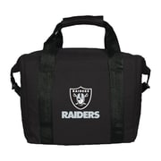 Team Pro-Mark 12 Can NFL Soft-Sided Tote Cooler; Oakland Raiders