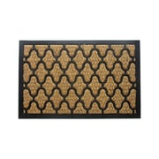 Charlton Home Schooner Lattice Doormat; 1'4'' x 2'4''