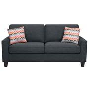 Serta at Home Astoria Sofa; Charcoal
