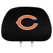 Team Pro-Mark NFL Headrest Cover (Set of 2); Chicago Bears
