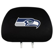 Team Pro-Mark NFL Headrest Cover (Set of 2); Draw Seattle Seahawks