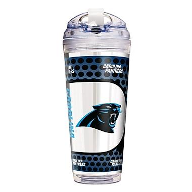 Team Pro-Mark NFL Acrylic 24 oz. Insulated Tumbler; Carolina Panthers