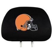 Team Pro-Mark NFL Headrest Cover (Set of 2); Cleveland Browns