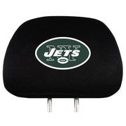 Team Pro-Mark NFL Headrest Cover (Set of 2); New York Jets