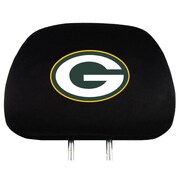 Team Pro-Mark NFL Headrest Cover (Set of 2); Green Bay Packers