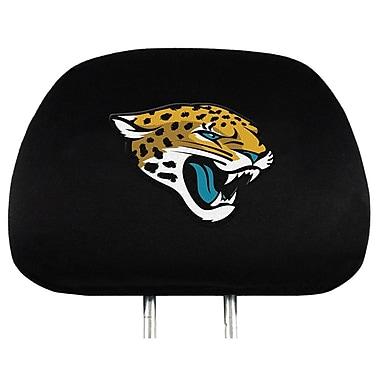 Team Pro-Mark NFL Headrest Cover (Set of 2); Jacksonville Jaguars