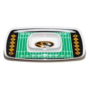 Team Pro-Mark NCAA Chip and Dip Platter; Missouri Tigers