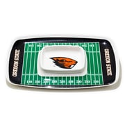 Team Pro-Mark NCAA Chip and Dip Platter; Oregon State