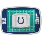Team Pro-Mark NFL Chip and Dip Platter; Indianapolis Colts