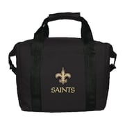 Team Pro-Mark 12 Can NFL Soft-Sided Tote Cooler; New Orleans Saints