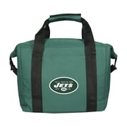 Team Pro-Mark 12 Can NFL Soft-Sided Tote Cooler; New York Jets