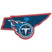 Team Pro-Mark NFL Home State Decal; Tennessee Titans Home