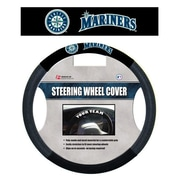 Team Pro-Mark MLB Steering Wheel Cover; Seattle Mariners